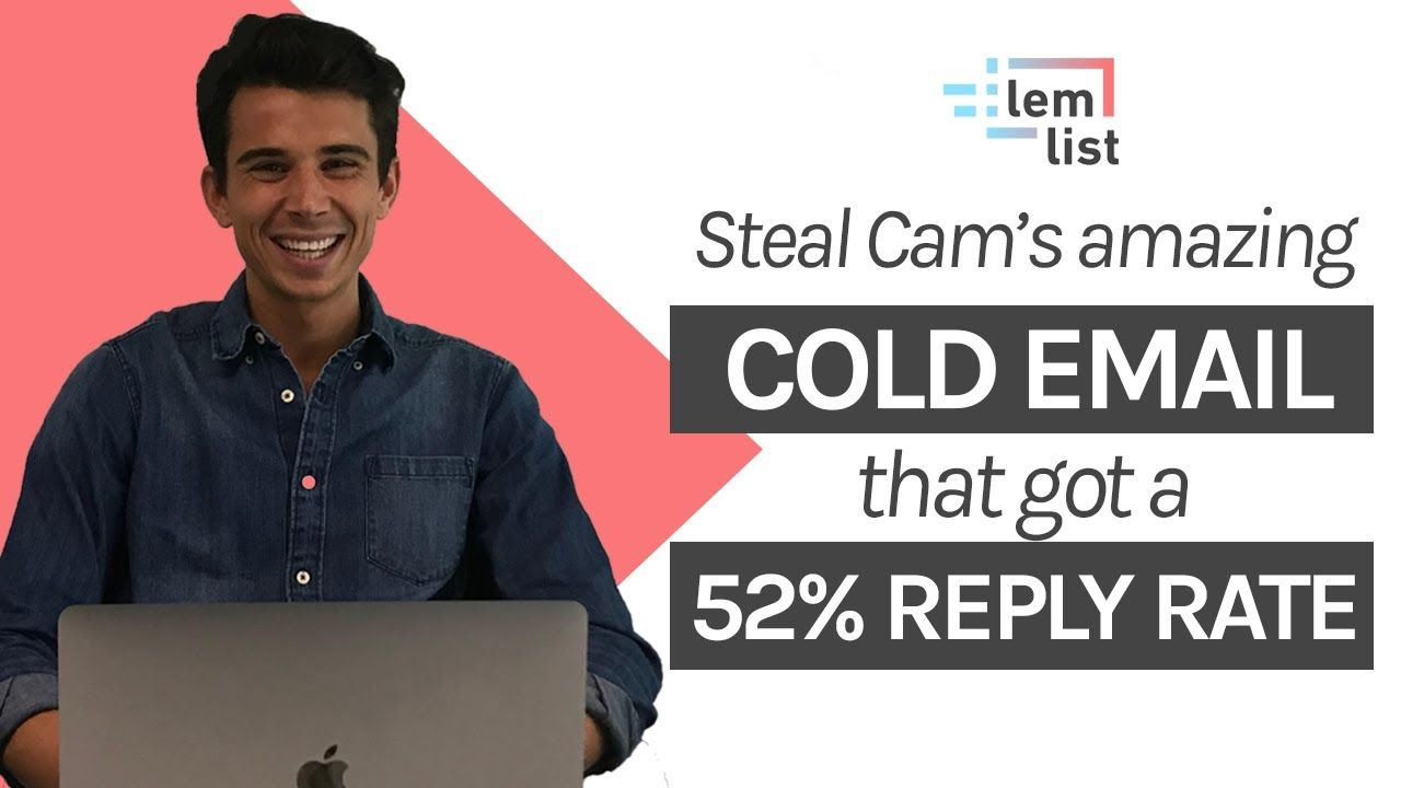 lemlist cold email templates