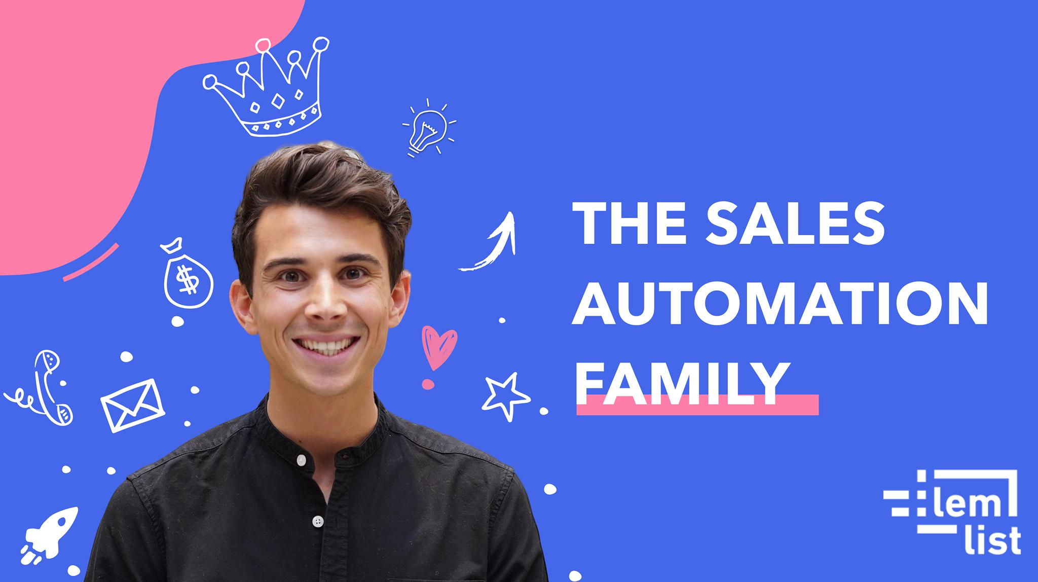 The Sales Automation Family