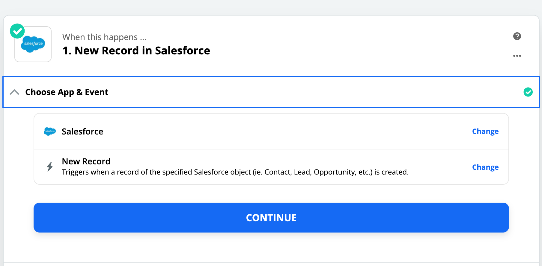 Salesforce guide
