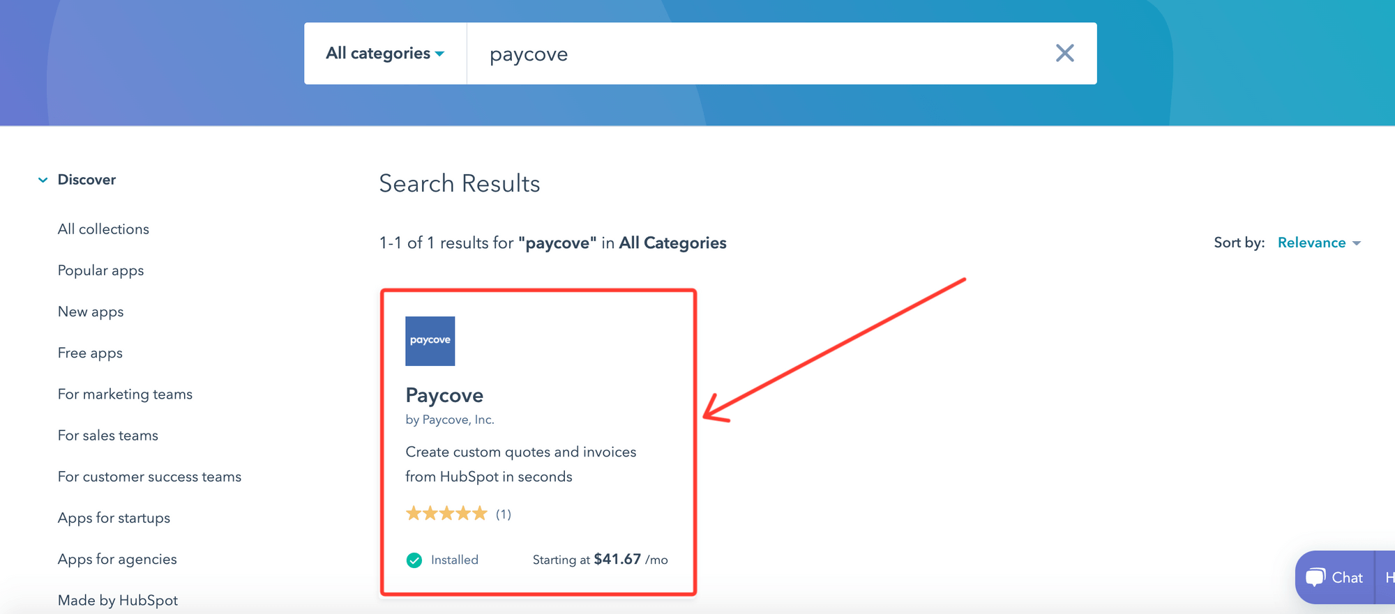 Automatic invoices in hubspot CRM
