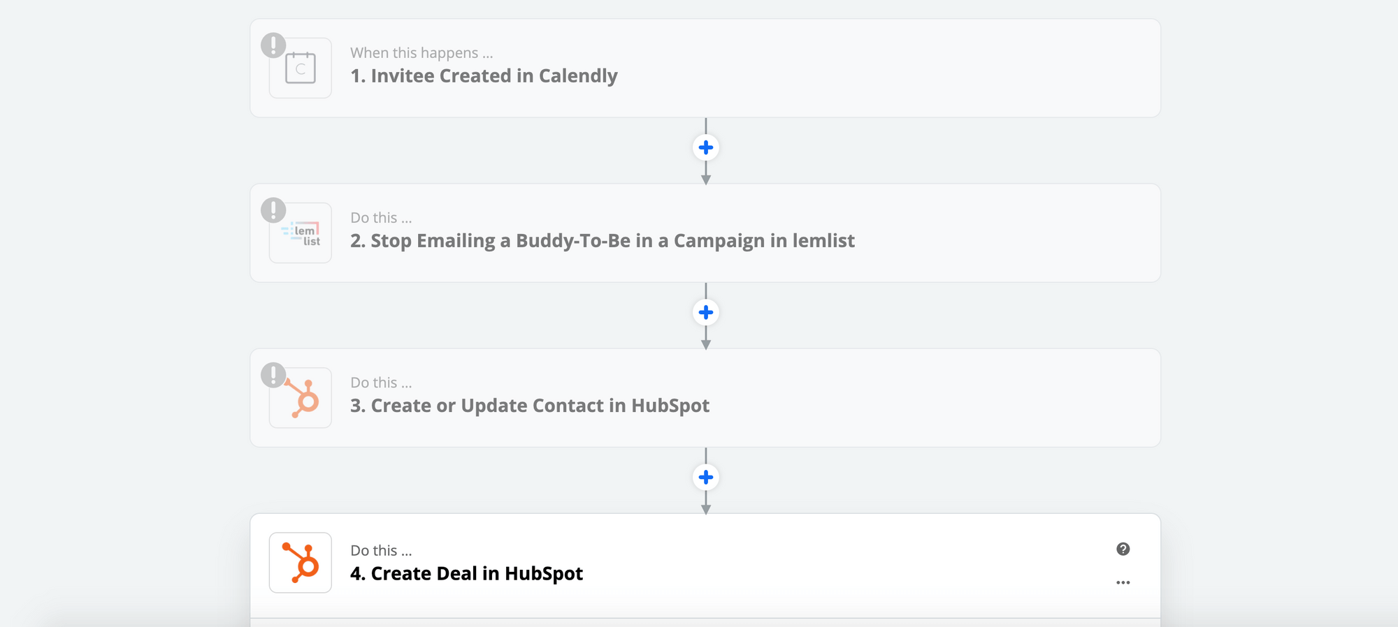 Hubspot Calendly Integration