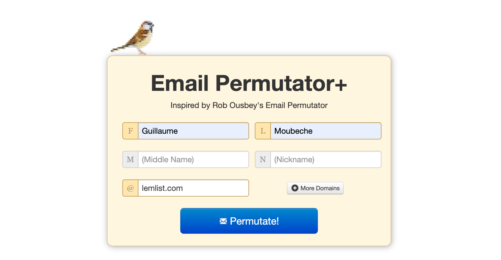 manual email verification check